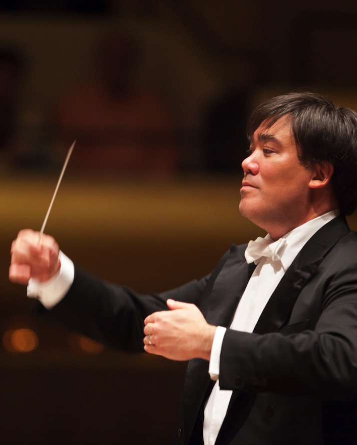 Maestro Alan Gilbert, New York Philharmonic